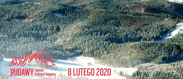 RUDAWY ZIMOWY FESTIWAL BIEGOWY - 8 LUTY 2020