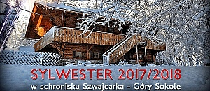 SYLWESTER 2017/2018 W SCHRONISKU SZWAJCARKA